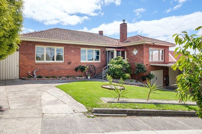 Picture of 63 Mount Stuart Road, MOUNT STUART TAS 7000