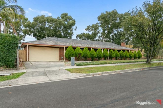 Picture of 40 Colorado Crescent, ROWVILLE VIC 3178