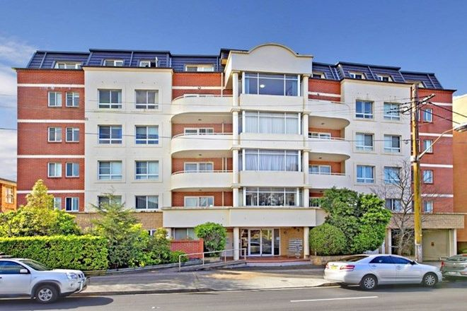 Picture of 36/411-415 Liverpool Road, ASHFIELD NSW 2131