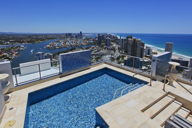 Picture of Apt 2481 'Chevron Renaissance' 23 Ferny Avenue, SURFERS PARADISE QLD 4217
