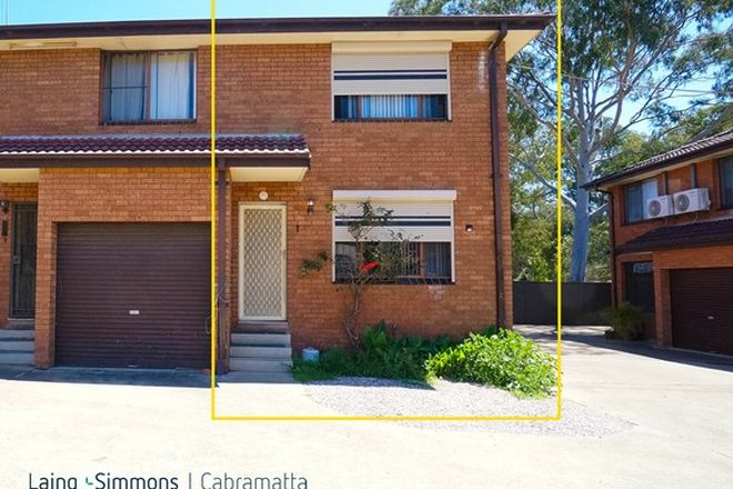 Picture of 8/69 Hughes Street, CABRAMATTA NSW 2166