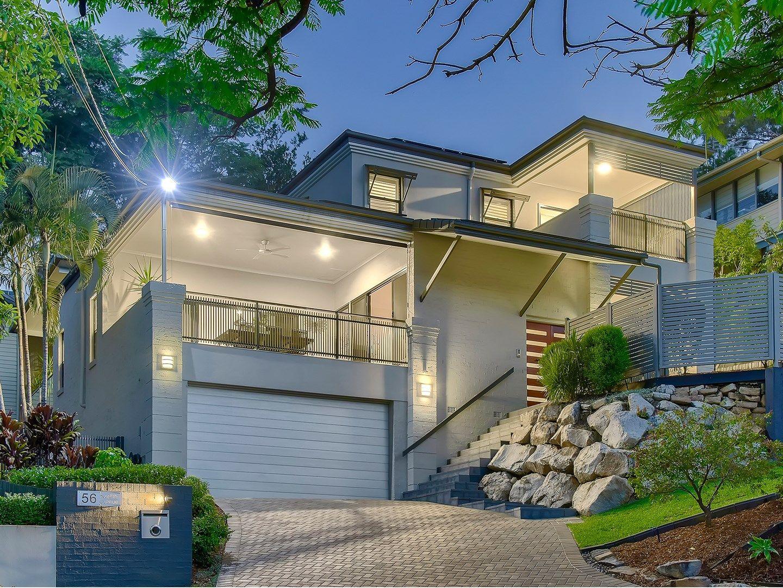 56 Twelfth Avenue, St Lucia QLD 4067, Image 0