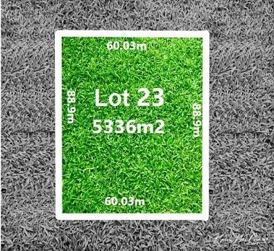 Lot 23 Peppertree Hill Road, Longford VIC 3851, Image 0