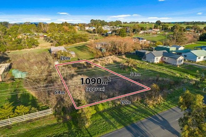 Picture of 17 Daylesford-Malmsbury Road, MALMSBURY VIC 3446
