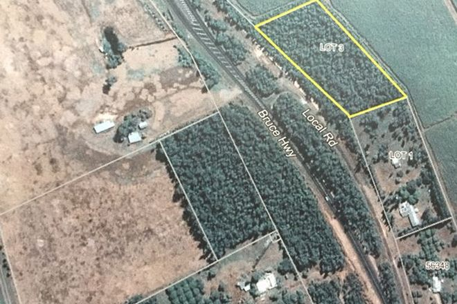 Picture of Lot 3 Bruce Highway, KENNEDY QLD 4816