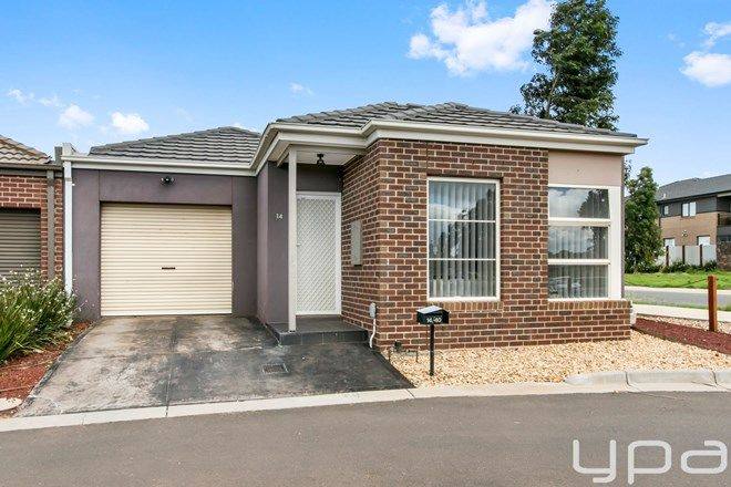 Picture of 14/40 McCubbin Way, CAROLINE SPRINGS VIC 3023