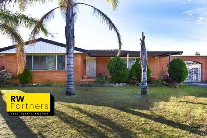 Picture of 9 Rimfire Street, BOSSLEY PARK NSW 2176