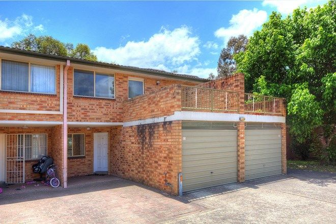 Picture of 53/3 Reid Avenue, WESTMEAD NSW 2145