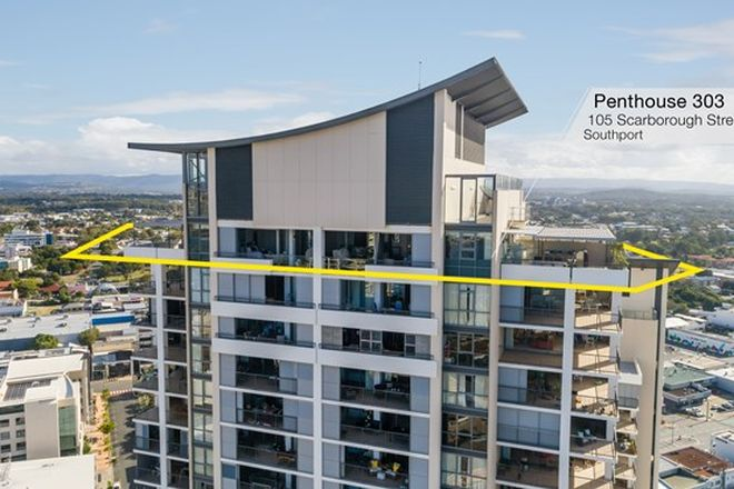 Picture of 303/105 Scarborough Street, SOUTHPORT QLD 4215