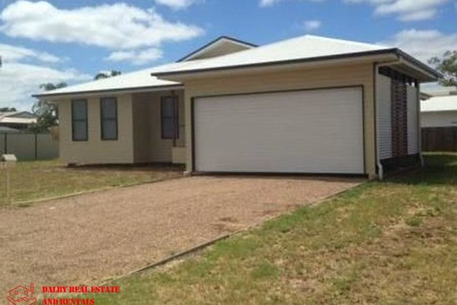 Picture of 4 Wilga Court, DALBY QLD 4405