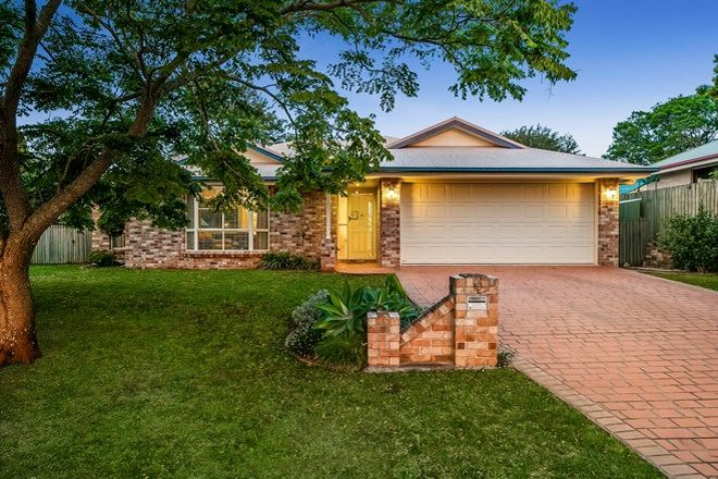 Picture of 10 Sweetapple Crescent, CENTENARY HEIGHTS QLD 4350