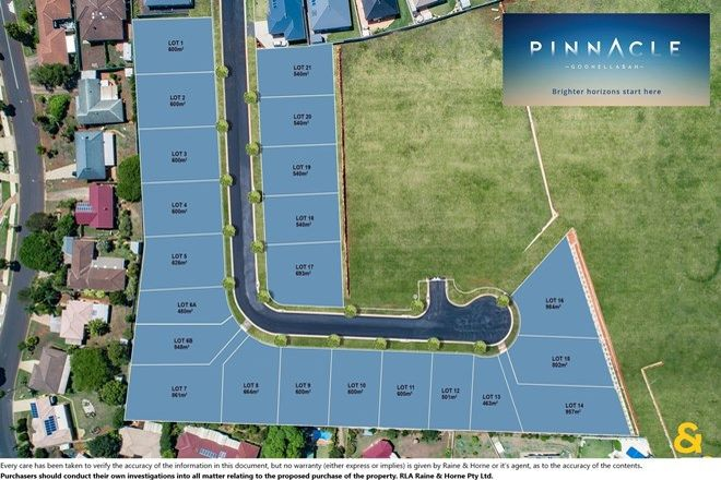 Picture of Lot 16 Pinnacle Estate, GOONELLABAH NSW 2480