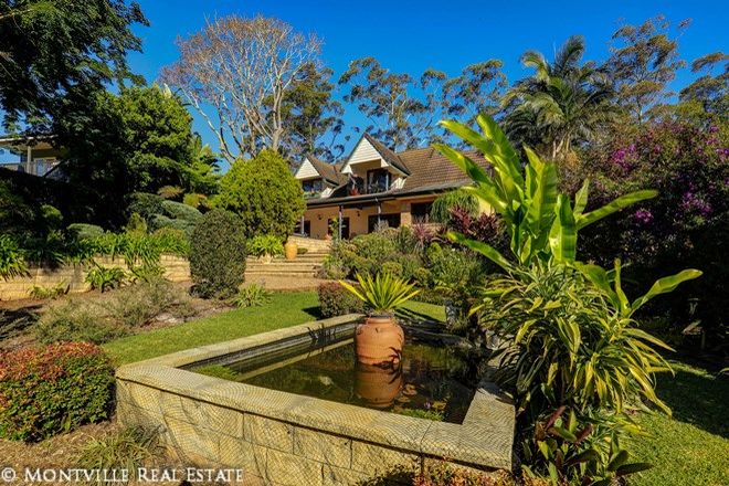 Picture of 35 Western Ave, MONTVILLE QLD 4560