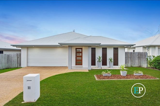 Picture of 11 Merritt Court, DEERAGUN QLD 4818