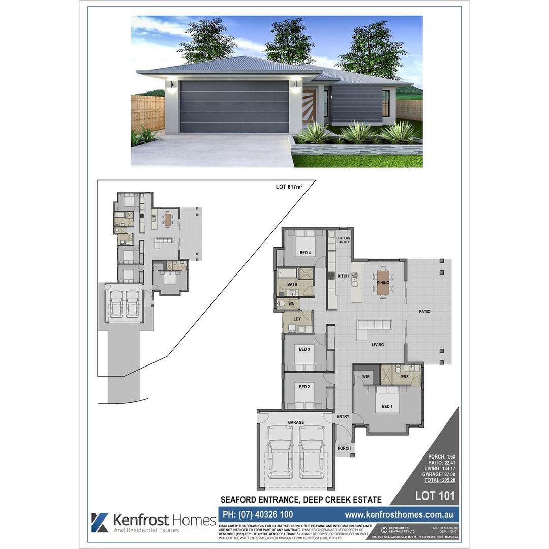 Lot 101 Seaford Entrance, Kewarra Beach QLD 4879, Image 2
