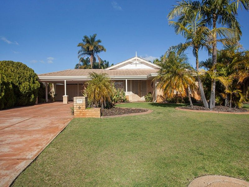 6 Marraboor Close, Success WA 6164, Image 0
