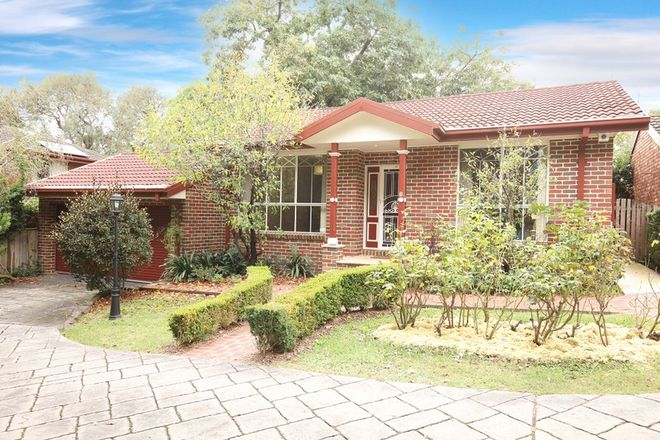 Picture of 1 Bromley Close, HEATHMONT VIC 3135