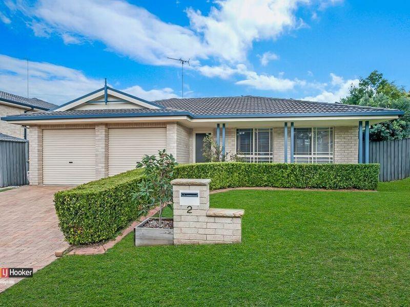 2 Kilbenny Street, Kellyville Ridge NSW 2155, Image 0