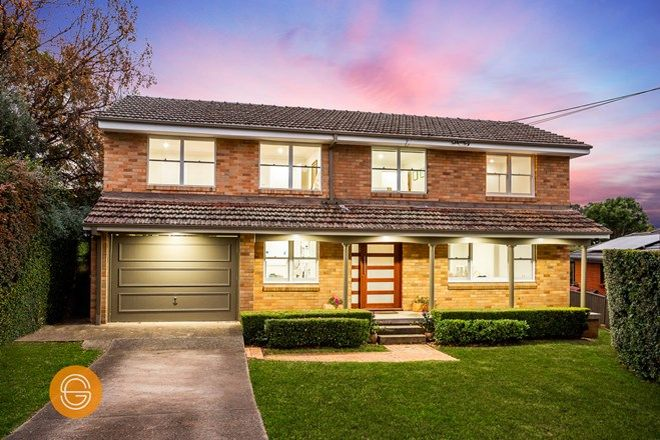 Picture of 24 Spring Road, KELLYVILLE NSW 2155