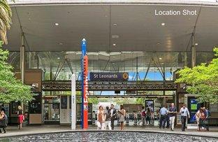Picture of 1201/1 Sergeants Lane, St Leonards NSW 2065