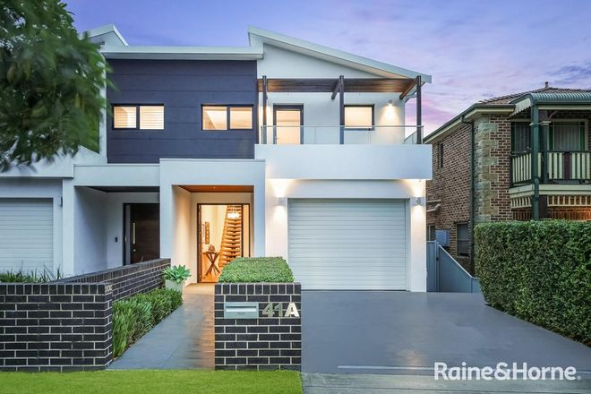 Picture of 41A St Elmo Parade, KINGSGROVE NSW 2208