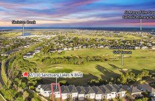 Picture of 2/110 Sanctuary Lakes North Boulevard, Sanctuary Lakes VIC 3030