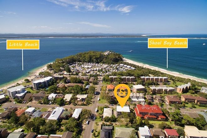 Picture of 2/4 Weatherly Close, NELSON BAY NSW 2315