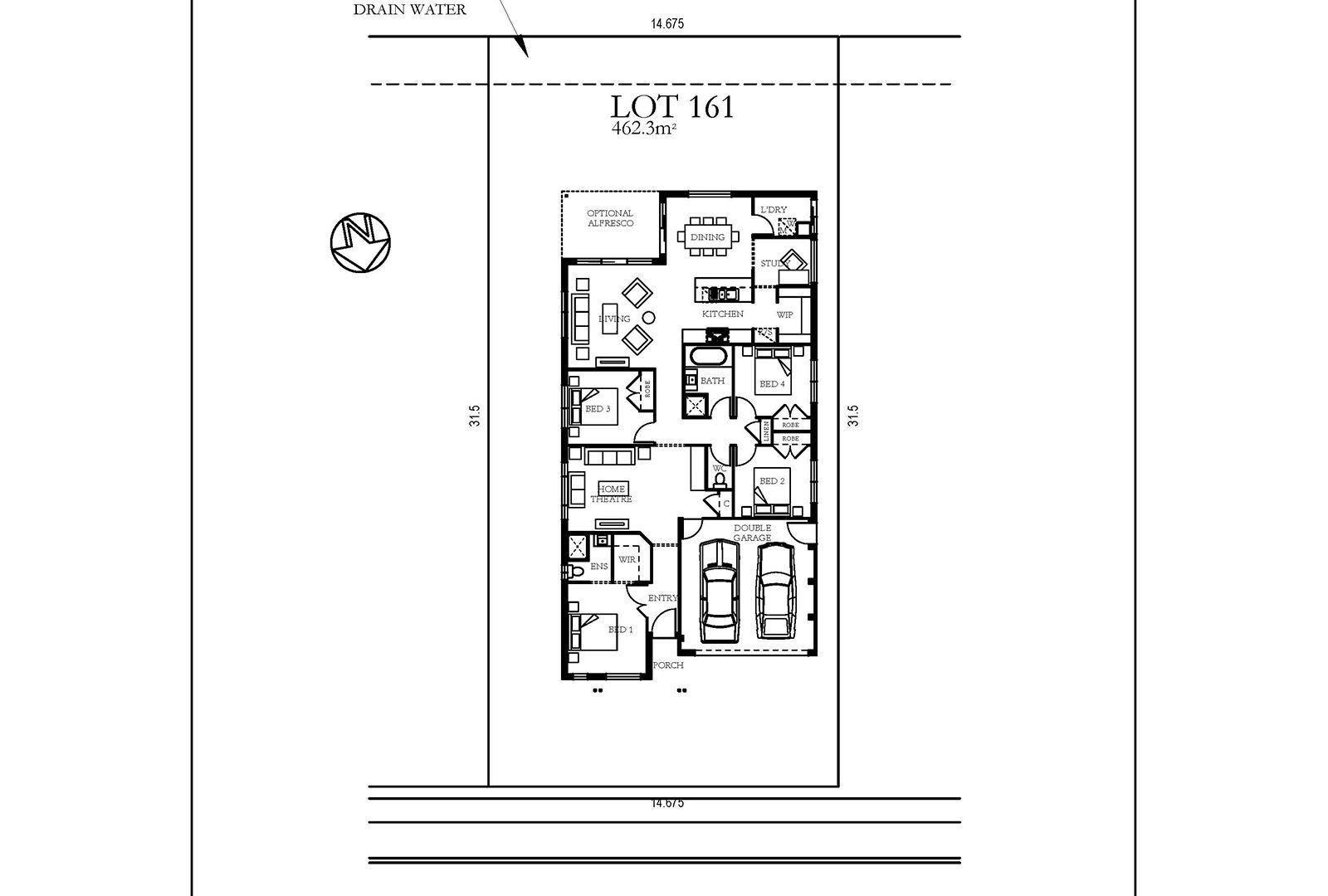 Lot 161 Columbus Street, Hamlyn Terrace NSW 2259, Image 1