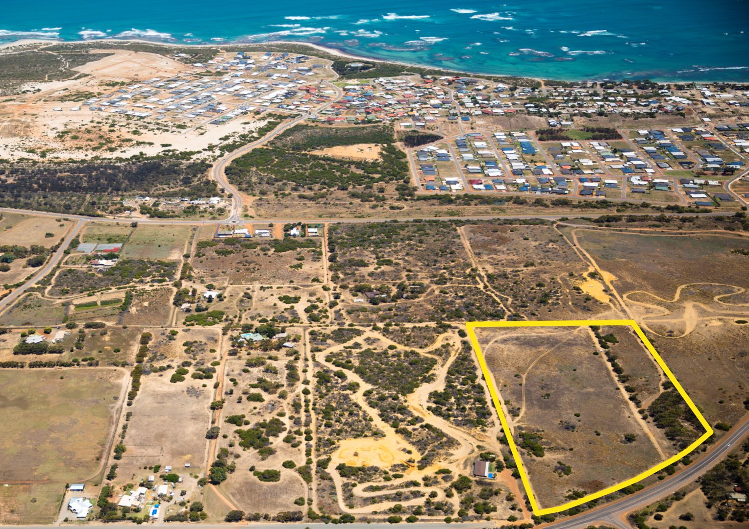Lot 101 North West Coastal Highway, Glenfield WA 6532, Image 0