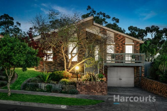 Picture of 20 Croxteth Way, WANTIRNA VIC 3152