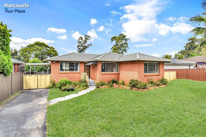 Picture of 8 Chestnut Crescent, BIDWILL NSW 2770