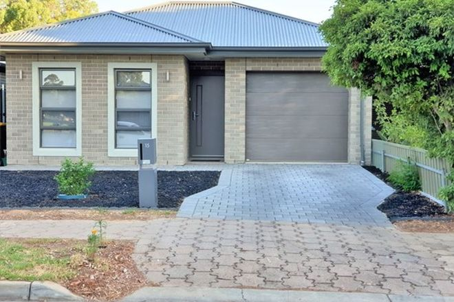 Picture of 15 Danby Avenue, WINDSOR GARDENS SA 5087