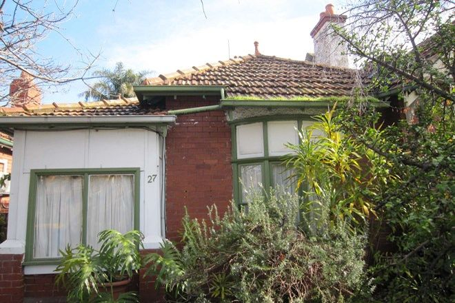 Picture of 27 Denmark Street, KEW VIC 3101