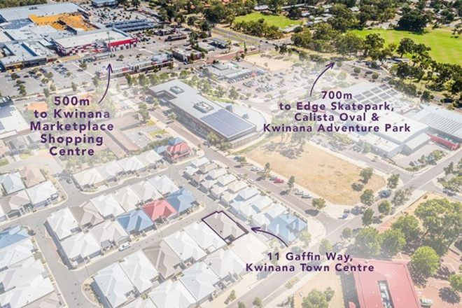 Picture of 11 Gaffin Way, KWINANA TOWN CENTRE WA 6167