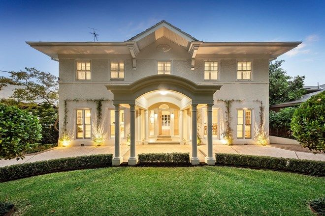 Picture of 18 Linlithgow Road, TOORAK VIC 3142
