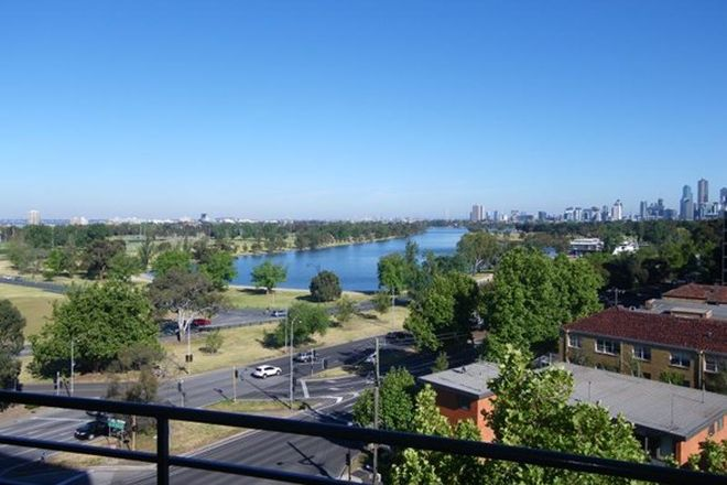 Picture of 805/81 Queens Road, MELBOURNE 3004 VIC 3004
