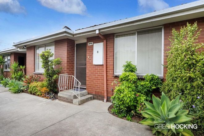 Picture of 8/30 Argyle Street, WEST FOOTSCRAY VIC 3012