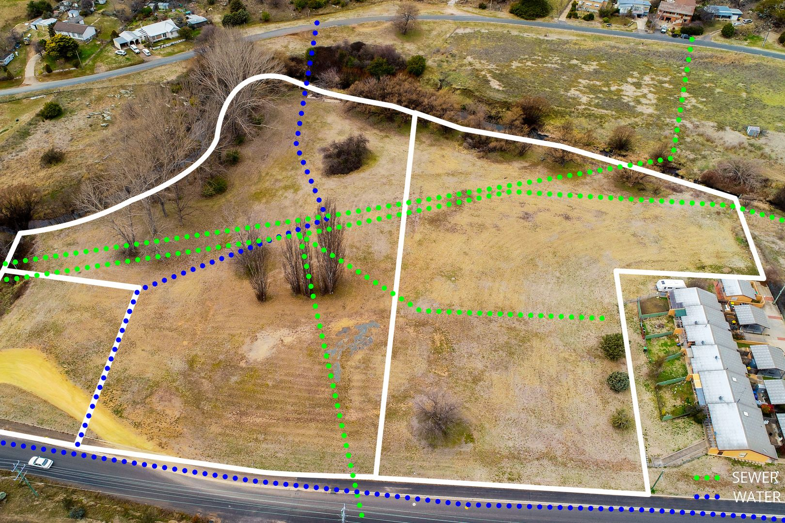 Lots 2 & 3 Dp 537242 Mulach Street, Cooma NSW 2630, Image 2