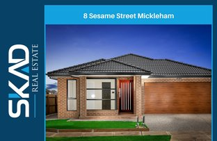 Picture of 8 Sesame Street, Mickleham VIC 3064