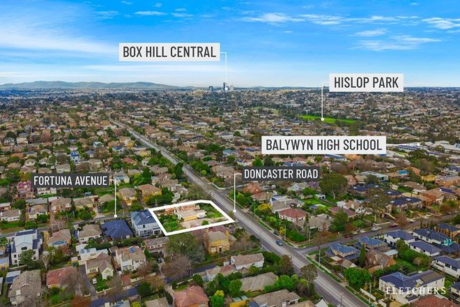 Picture of 125 & 127 Doncaster Road, BALWYN NORTH VIC 3104