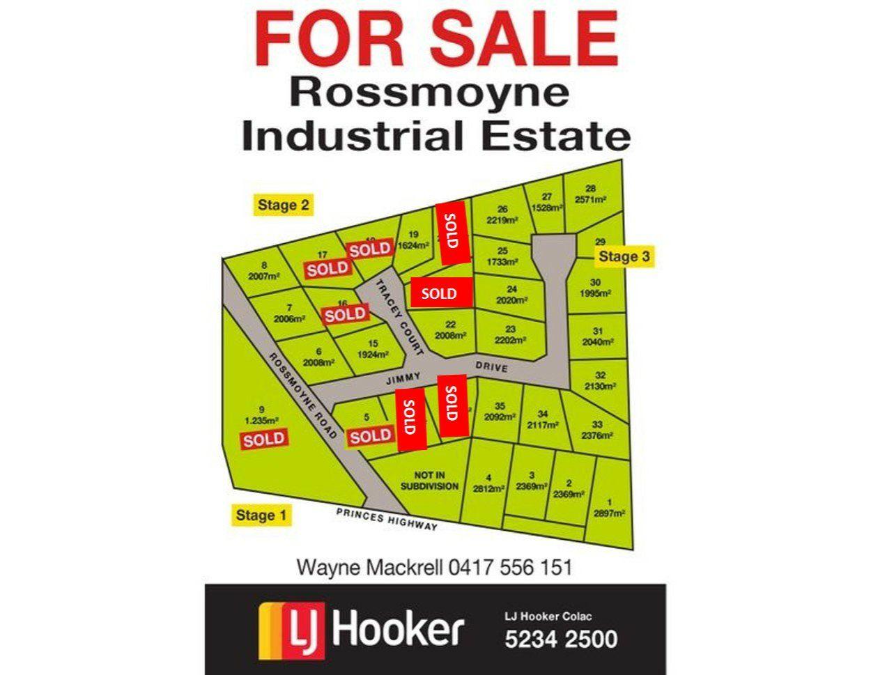 Rossmoyne Industrial Estate, Colac West VIC 3250, Image 0