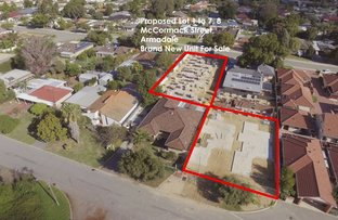 Proposed Lot 1 To 7/8 Mccormack Street, Armadale WA 6112