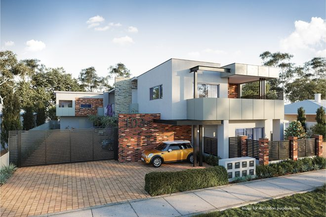 Picture of 1/103 Hardey Road, BELMONT WA 6104