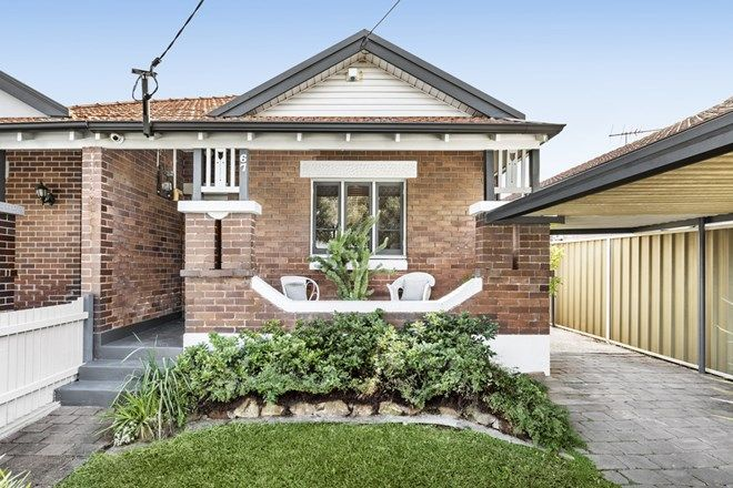 Picture of 67 Kembla Street, CROYDON PARK NSW 2133