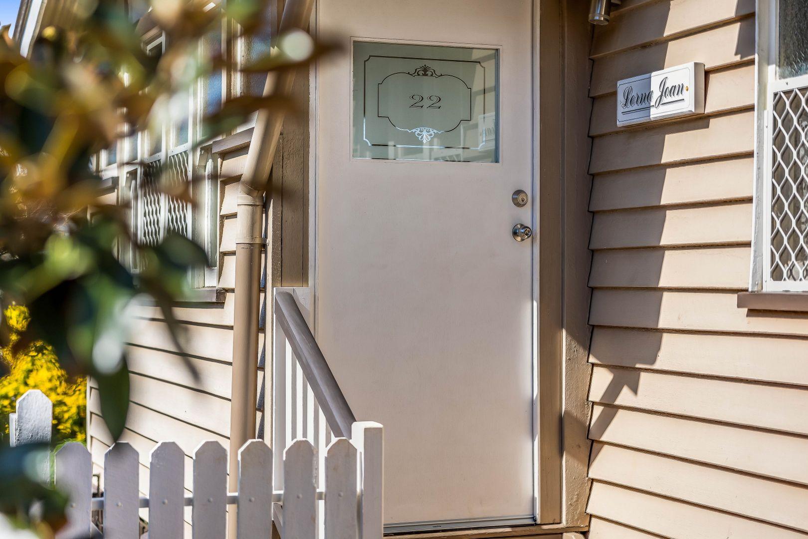 22 Rosewood Street, Toowoomba City QLD 4350, Image 1