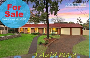 Picture of 9 Auld Place, Schofields NSW 2762