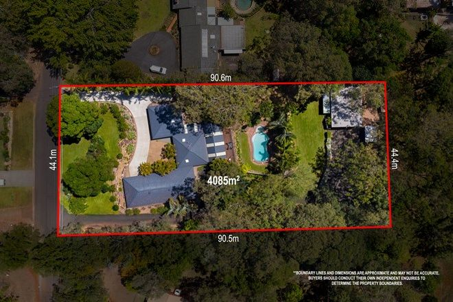 Picture of 45-49 Plumbs Road, TANAH MERAH QLD 4128