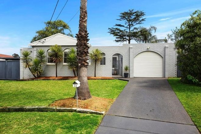 Picture of 22 Atkinson Avenue, PADSTOW NSW 2211