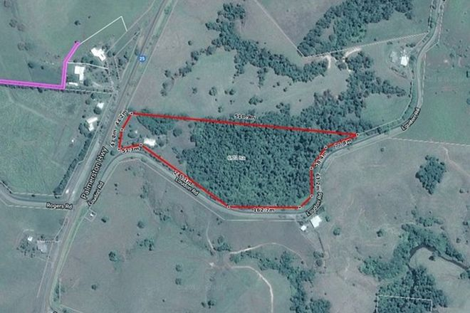 Picture of 244 Loudon Road, EAST PALMERSTON QLD 4860
