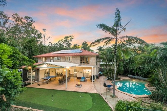 Picture of 20 Friary Fields Court, KENMORE HILLS QLD 4069